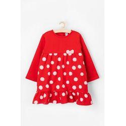 Sukienka niemowlęca 100% bawełna 5K3605 Oferta ważna tylko do 2022-06-12
