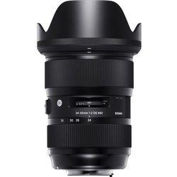 Obiektyw SIGMA A 24-35 F/2.0 DG HSM (Nikon)