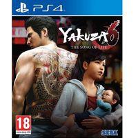 Gry PS4, Yakuza 6 The Song of Life (PS4)