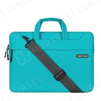 Pokrowce, torby, plecaki do notebooków, Cartinoe torba na laptopa Starry Series 15,4 cala niebieska - Niebieski \ 15.4