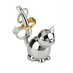 Umbra Zoola Kot wieszak na biżuterię