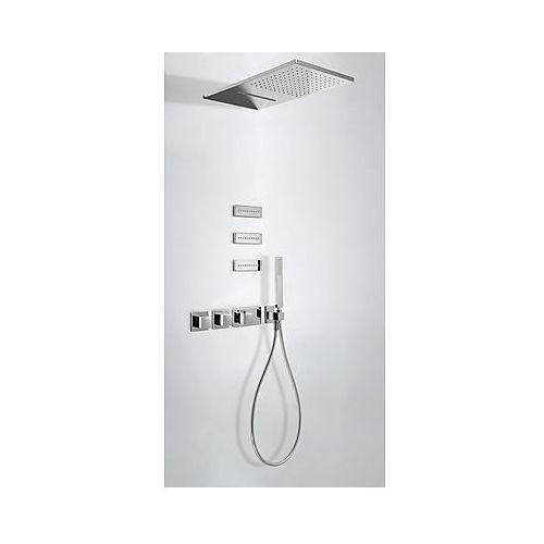 zestaw prysznicowy termostatyczny 207.254.01 wyprodukowany przez Tres