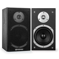 Fenton SHFB55B, para pasywnych głośników do ustawienia na regale, 140 W, czarne