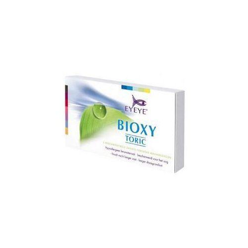 Soczewki kontaktowe, Bioxy Toric - 6szt