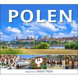 Album Polska w.niemiecka (kwadrat) - Bogna Parma - książka (opr. twarda)