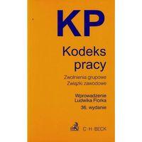 Książki prawnicze i akty prawne, Kodeks pracy - Zamów teraz bezpośrednio od wydawcy (opr. miękka)