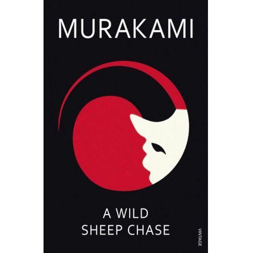 Książki do nauki języka, A Wild Sheep Chase (opr. miękka)