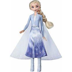 Lalka Kraina Lodu 2 (Frozen 2) Magiczna podświetlana suknia Elsa