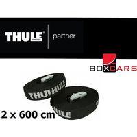 Pozostałe bagażniki i akcesoria transportowe, Thule Strap 551, 600cm, 2x