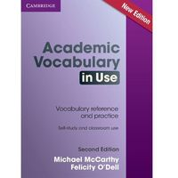 Książki do nauki języka, Academic Vocabulary in Use. Książka z Odpowiedziami 2ED (opr. miękka)