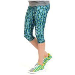 Spodnie fitness SPOKEY Prato Damskie leginsy 3/4 (rozmiar S)