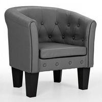 Fotele i krzesła biurowe, Fotel klubowy koktajlowy