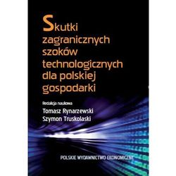 Skutki zagranicznych szoków technologicznych dla polskiej gospodarki (opr. miękka)