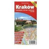 Mapy i atlasy turystyczne, Kraków. Plan miasta. 1:26000, Gauss (opr. miękka)