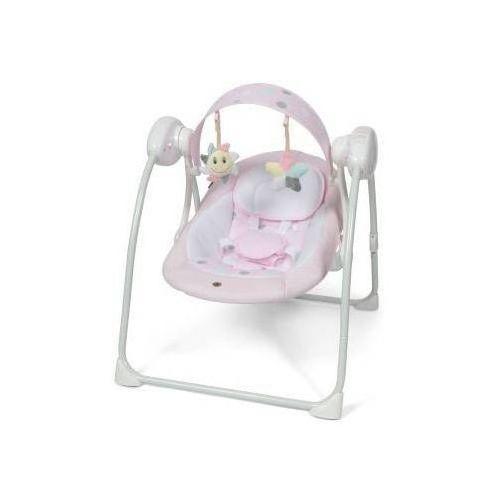 Huśtawki dla niemowląt, Leżaczek bujaczek huśtawka Topmark Noa plus melodie