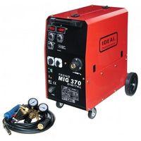 Migomaty i półautomaty spawalnicze, Półautomat spawalniczy IDEAL TECNOMIG 370 4x4 DIGITAL
