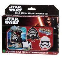 Kreatywne dla dzieci, AQB Star Wars Kylo Ren & Stormtrooper figuurset - Epoch