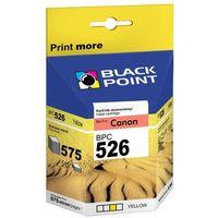 Tusze do drukarek, [BPC526Y] Ink/Tusz Black Point | (Canon CLI-526Y) yellow