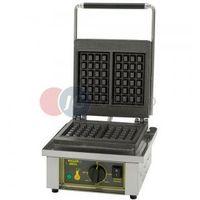 Gofrownice gastronomiczne, Gofrownica elektryczna pojedyncza 1,6 kW Liege Roller Grill 777221