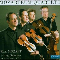 W.A. Mozart - String Quartets Kv421, Kv