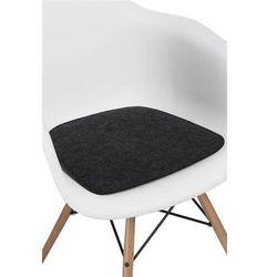 Poduszka na krzesło Arm Chair szara cie. - D2 Design - Zapytaj o rabat!