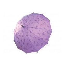 Parasol fioletowe koty