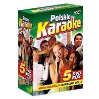 Piosenki weselne i muzyka biesiadna, Polskie Karaoke VOL. 3 - Mega Kolekcja Karaoke (5 płyt DVD)
