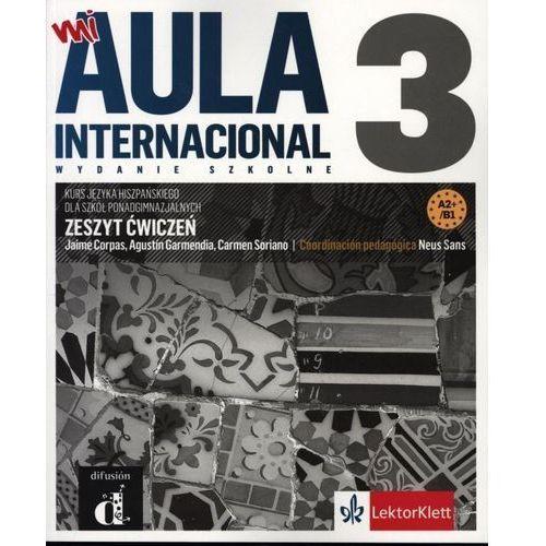 Książki dla dzieci, Mi Aula international 3 Edicion Escolar Zeszyt ćwiczeń (opr. broszurowa)