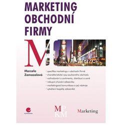 Marketing obchodní firmy Marcela Zamazalová