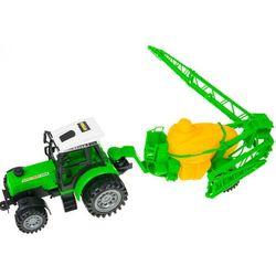 Traktor z opryskiwaczem 666-55A