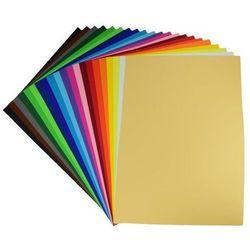 Karton kolor BAMBINO B2 50x70 270g op.20 - zielony jasny
