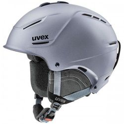 UVEX kask narciarski P1us 2.0 - strato met mat (59-61 cm)
