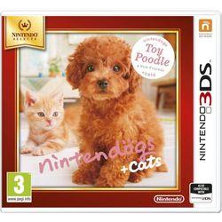 Nintendo gra 3DS Nintendogs+Cats-Toy Poodle&new Friends (Select) - BEZPŁATNY ODBIÓR: WROCŁAW!