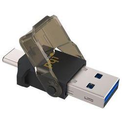 Czytnik PQI Connect 312 USB Type-C (RF07-0056R01AJ) Darmowy odbiór w 21 miastach!