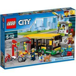 Lego CITY Przystanek autobusowy bus station 60154