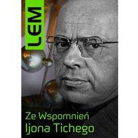 E-booki, Ze wspomnień Ijona Tichego