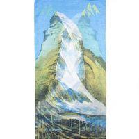 Pozostałe snowboard, komin JONES - Jones Neck Warmer Matterhorn Blue (MATTERHORN BLUE) rozmiar: OS