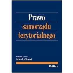 Prawo samorządu terytorialnego (opr. miękka)