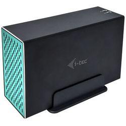 "I-TEC obudowa MySafe USB-C / USB 2× 3,5"" CAMYSAFEDUAL35"