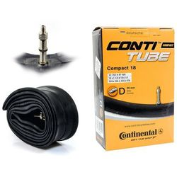 CO0181181 Dętka Continental Compact 17/18'' x 1,25'' - 1,75'' wentyl dunlop 26 mm