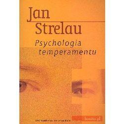PSYCHOLOGIA TEMPERAMENTU (oprawa miękka) (Książka) (opr. miękka)