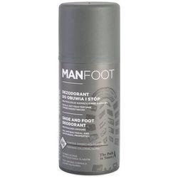 Dezodorant do obuwia i stóp MANFOOT - K030