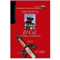 Książki do nauki języka, Cid El heroe castellano Nivel 1 - Jimenez de Cisneros Consuelo (opr. miękka)
