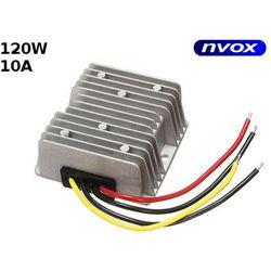 Przetwornica reduktor napięcia z 24V na 12V o mocy 120W