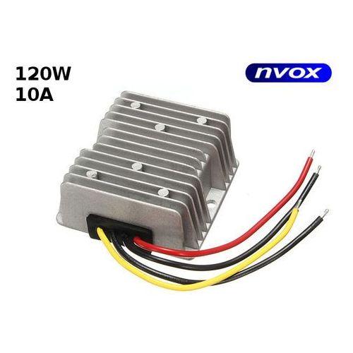 Przetwornice samochodowe, Przetwornica reduktor napięcia z 24V na 12V o mocy 120W