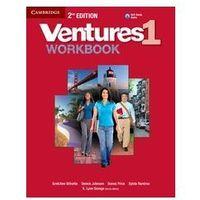 Leksykony techniczne, Ventures 1. Ćwiczenia + CD (opr. miękka)