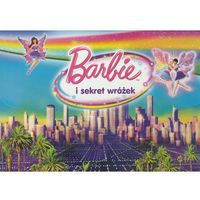 Bajki, Barbie i sekret wróżek dvd - megapack a4
