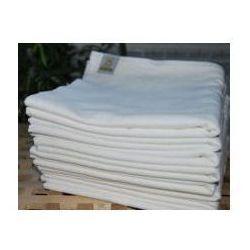 Pieluszka flanelowa biała 90 x 90 cm