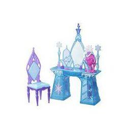 Mebelki tematyczne dla Elsy Hasbro (toaletka)