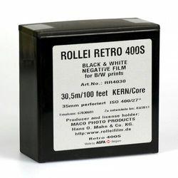 ROLLEI RETRO 400 S/30,5m ( film w szpuli )
